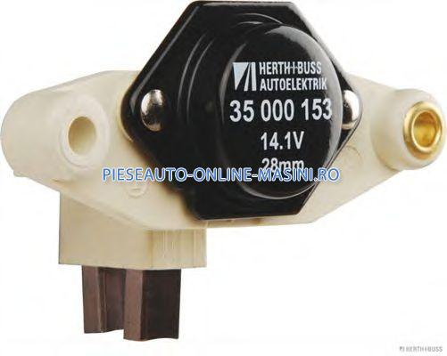 Regulator, alternator