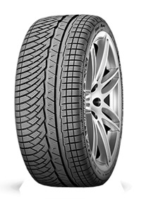 Anvelope MICHELIN-PILOT ALPIN PA4 NO-235/40R19-92-V-EC70u2