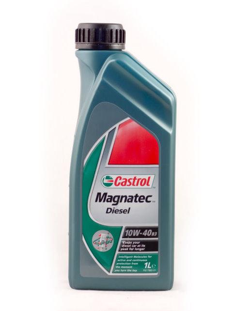 10W-40 Castrol MAGNATEC 10W-40 Diesel B4 1L