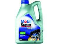 15w-40  MOBIL SUPER 1000 X1 DIESEL 15W-40 5L