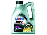 10W-40  MOBIL SUPER 2000 X1 10W-40 5L