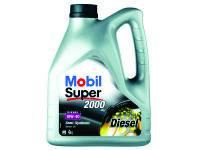 10W-40  MOBIL SUPER 2000 X1 DIESEL 10W-40 4L