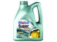 5W-40  MOBIL SUPER 3000 X1 5W-40 4L